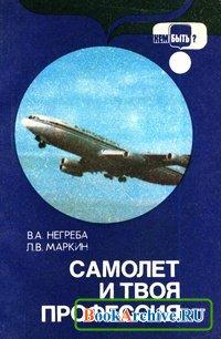 Название самолет и твоя профессия